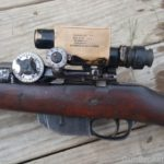 Ross sniper CLONE 300GG W&S scope SN 5