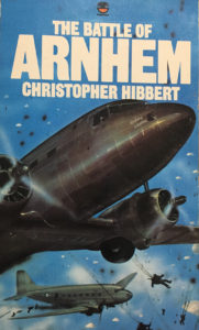 Book THE BATTLE OF ARNHEM by Christopher Hibbert