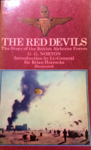 THE RED DEVILS by GG Norton PAPERBACK EDITION
