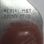USAF parachute knife by AERIAL M&T LICNY 1960