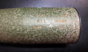 REL C No 67 MK I scope SN 52-C markings.