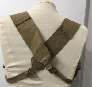 Commando 1944 Vickers K webbing - back
