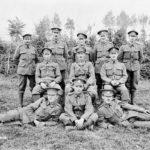 Brigade Scouts 1st Canadian Infantry Brigade (L&AC MIKAN 3520982)