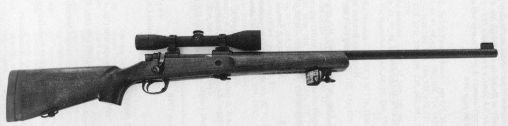C3 sniper rifle - THE BRITISH SNIPER by Skennerton