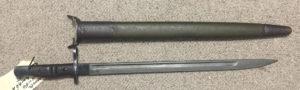 M1917 Remington bayonet