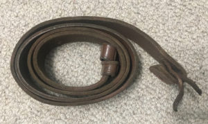 Pattern 1914 sling dated 1940