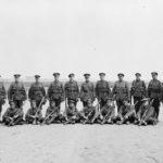 Scouts & Sniper 4th Bn CEF. (CEF picture O.404 MIKAN 3405931)