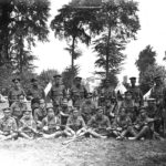 Scouts & sniper Unidentified Bn CEF August 1916 (L&AC MIKAN 3405952)