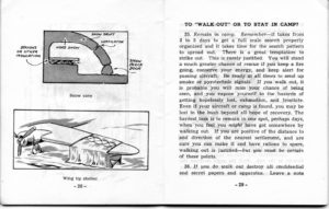 CAP 361 LAND and SEA EMERGENCIES January 1952 RCAF - Pages 28 - 29