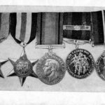 Page 11 - Information regarding mounting and wearing of decorations, campaign stars and medals, published by the Department of Veterans Affairs Canada circa 1945.