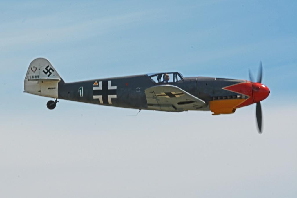 Me-109 - Spanish built version.