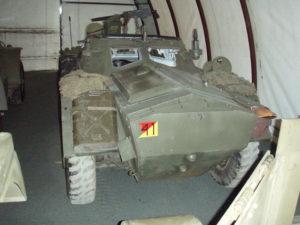 Ferret 54-82591 after restoration.