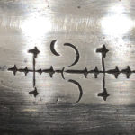 Scottish Broadsword marked ANDREA FERARA in the Colin MacGregor Stevens Collection