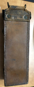 Case Warner & Swasey M1913 US Army - Back