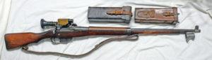Ross sniper rifle clone