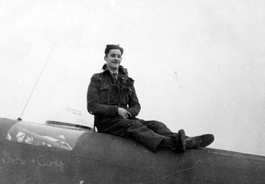 Engineer Francis Sylvester CAINE, RAF