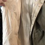 US Army Parka - reversible