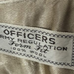 US Army officer's shirt, WWII?
