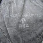 Dillon's maroon beret markings KANGOL (a British maker) /|\ 1944.
