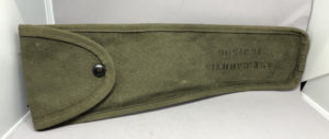 US sniper scope case WWII and Korea