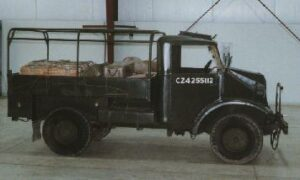 CMP F8 made 11-11-41 Newby's side view at TRADEX 1999