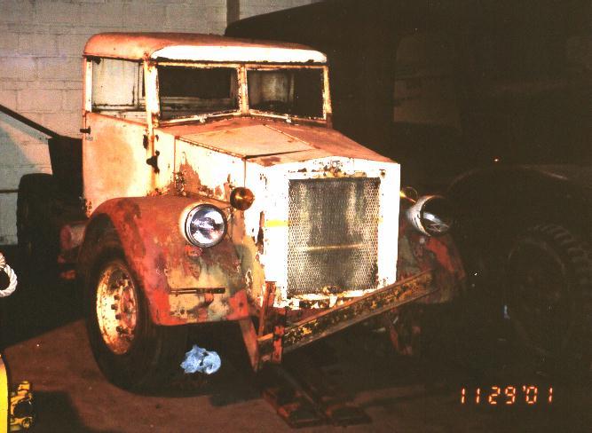 hevrolet 1938 truck at CWM ex-Kelowna BC