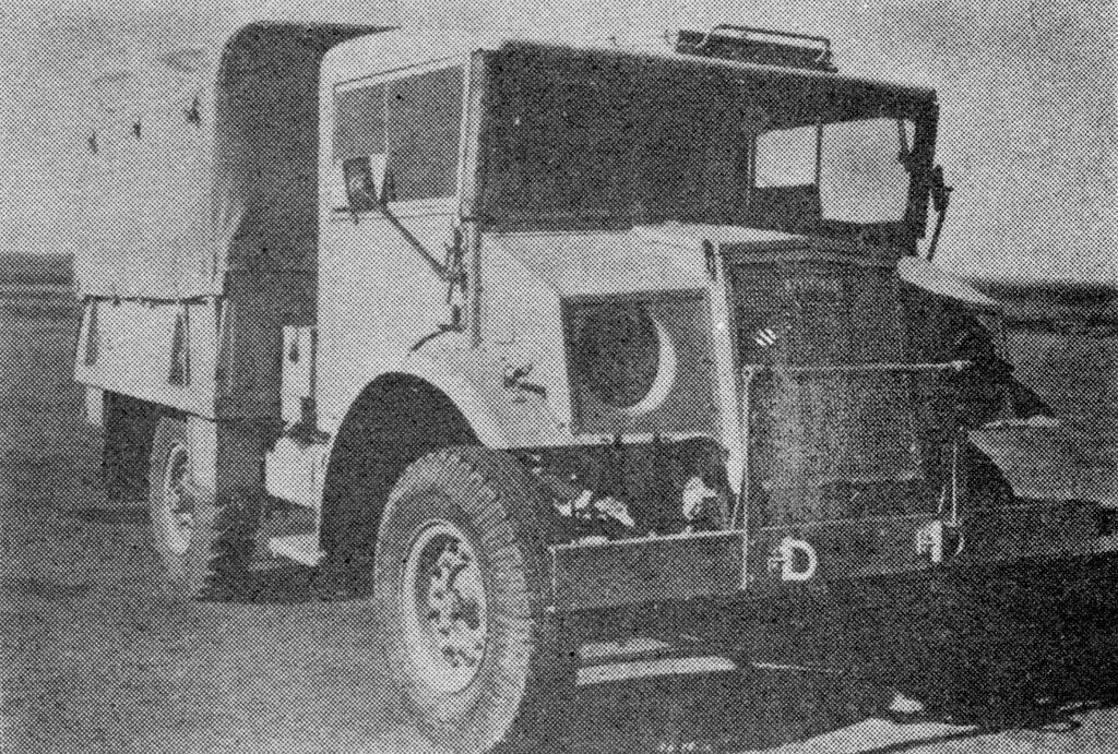 Dodge protype 15 Cwt CMP