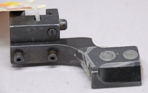 For Sale 2020-05-30 BATCH 2 (10) P-H rear sight base for PH5E on P-H 1200TX rifle
