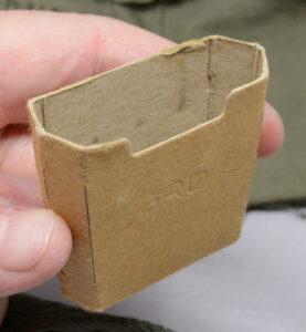 For Sale 2020-05-30 BATCH 2 (19) M1 Garand bandolier cardboard