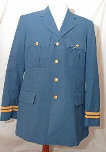 Coat Mans SD AF BLUE LT WT AIR 1986 (1)
