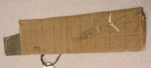 US 1943 Griswold bag for paratroops, rigger modified - back side