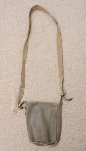 RAF canteen carrier with cross-strap