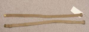 blanket straps pair 1941