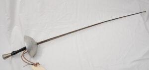 Fencing - Epee - Wilkinson Sword - AHMS  - 1