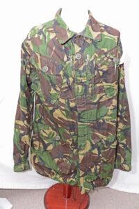Jacket DPM Field British NATO camouflaged (2)