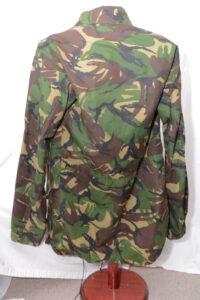 Jacket DPM Field British NATO camouflaged (1)