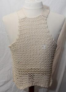 String undershirt WWII British (1)