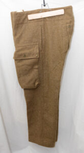 British WWII paratrooper trousers Reproduction (1)