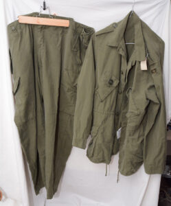 Combat Clothing Canadian 1980s (1)