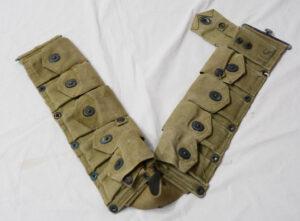 US 1942 Rifle ammo belt (1)