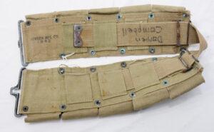 US 1942 Rifle ammo belt (3)