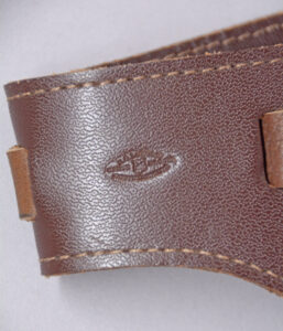Repro sleeve scabbard HG Long - H G LONG maker's mark