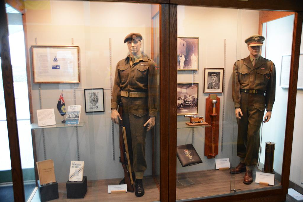 12 Service Battalion Museumv