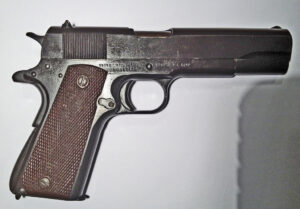 1911A1 SN 983489 Right side