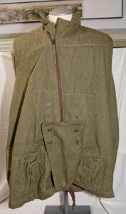 Jacket Parachutist 1942 Pattern sleeveless Front