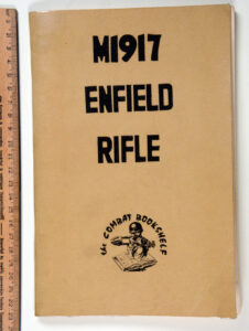Manual M1917 Enfield Rifle