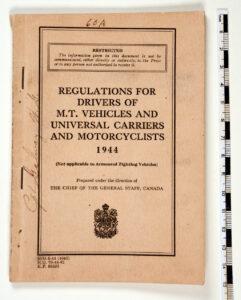 Manual Regulations Drivers CDN 1944 (1)