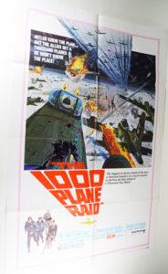Movie Poster 1000 Plane Raid