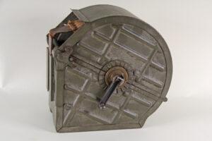 Trommel post-World War I production  - rear