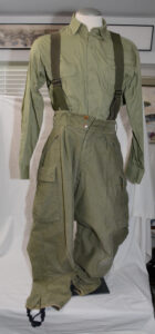 Trousers US Mountain troops FSSF Front